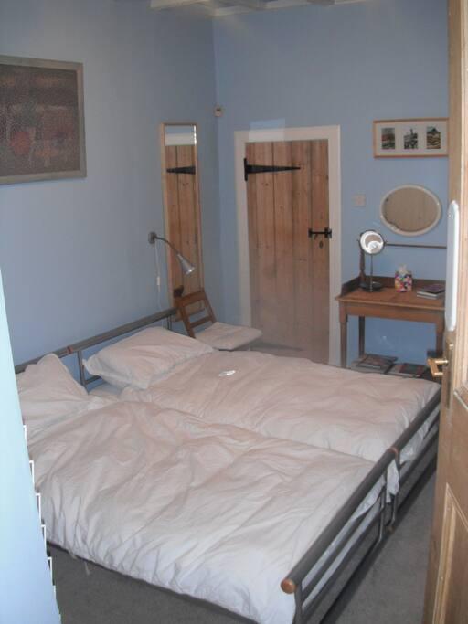 B&B bedroom
