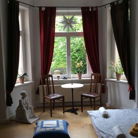 Grosses Zimmer in den Weinbergen - Radebeul - Vila