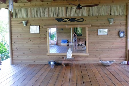 Tropical Dschungel house - Mahé