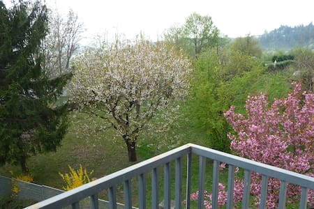 "A very nice location in ""Langhe"" - Bossolasco - Huoneisto"