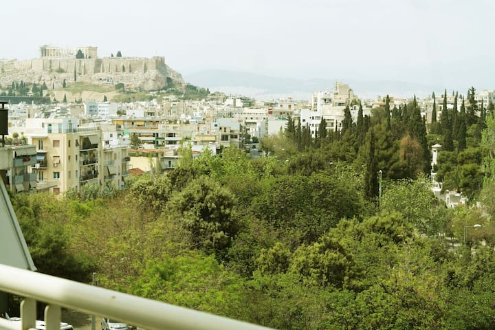 Room with a view - Athina - Apartment