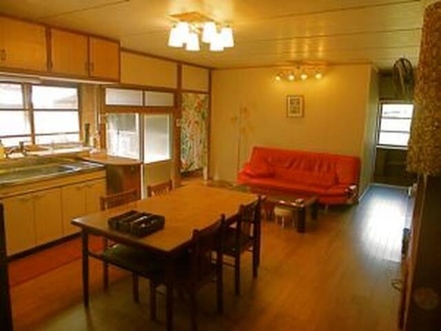 宮崎 シェアハウス白浜荘 (Room Type E) - Miyazaki - Casa