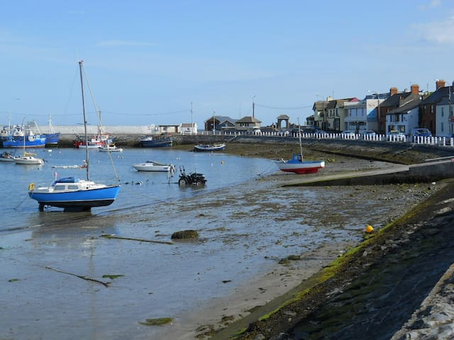 Penthouse Apt. Ocean view Skerries - Skerries