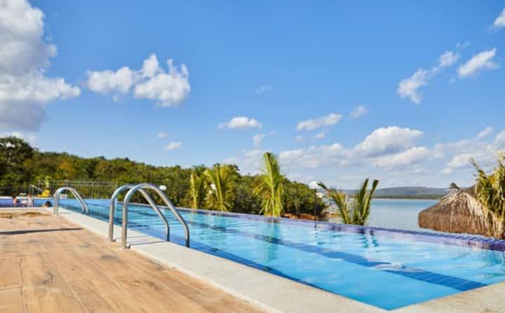 Feriado 30 de nov - Resort do Lago, Caldas Novas