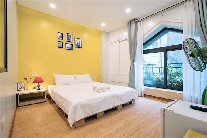 Tofu's House -Sun Flat w/t kitchen& balcony(+LIFT)