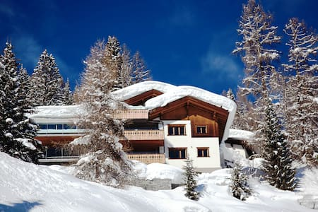 Fabulous contemporary chalet - Davos