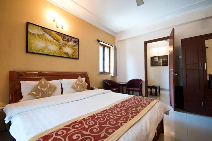 TTG 1 Bedroom Fully Serviced Apartment in Gurgaon