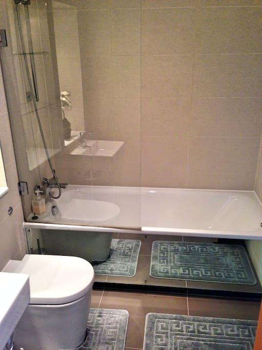 Your private luxury bathroom
