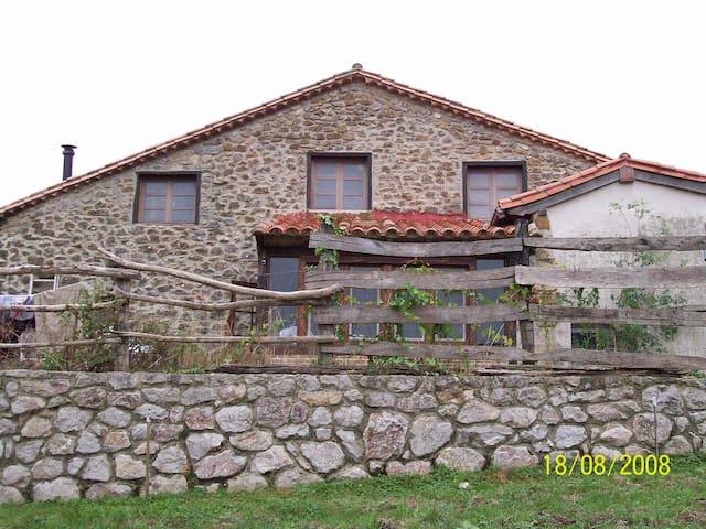 Casa Rústica en Buelles.Asturias - Buelles - Rumah