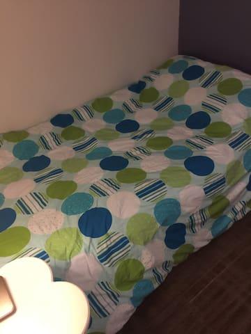 Convenient bed. Share space LHF1 - Bellevue