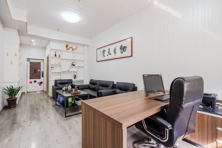 青州古街旅游办公LOFT一室一厅