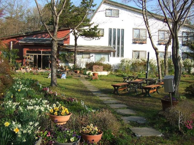 Zao Highland B&B-Rainbow Hills (4pax tatami room)