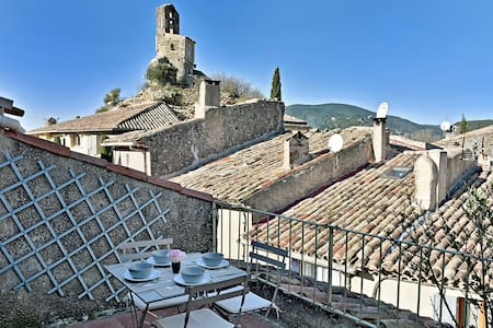 Charming Village House in Lourmarin - Lourmarin