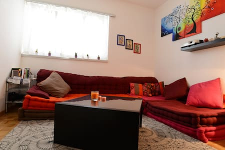Nice apartment in the center. - Lugano - Apartament