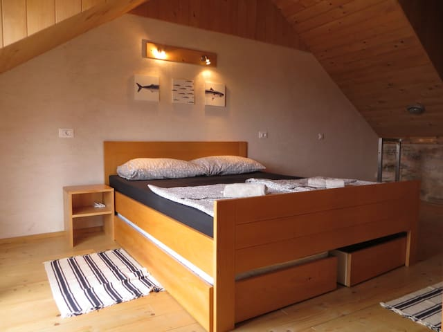 Apartments HOBA 4 people - Kaprije - Appartement