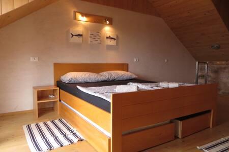 Apartments HOBA 4 people - Kaprije