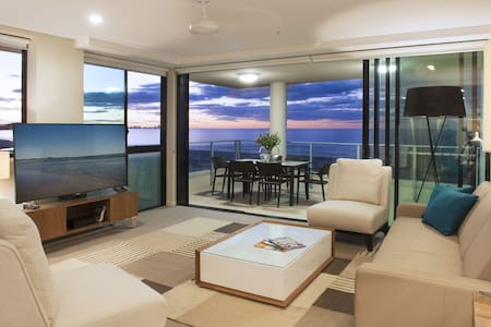 2.5 Bedroom Sky Home Kirra Beach - Coolangatta - Wohnung