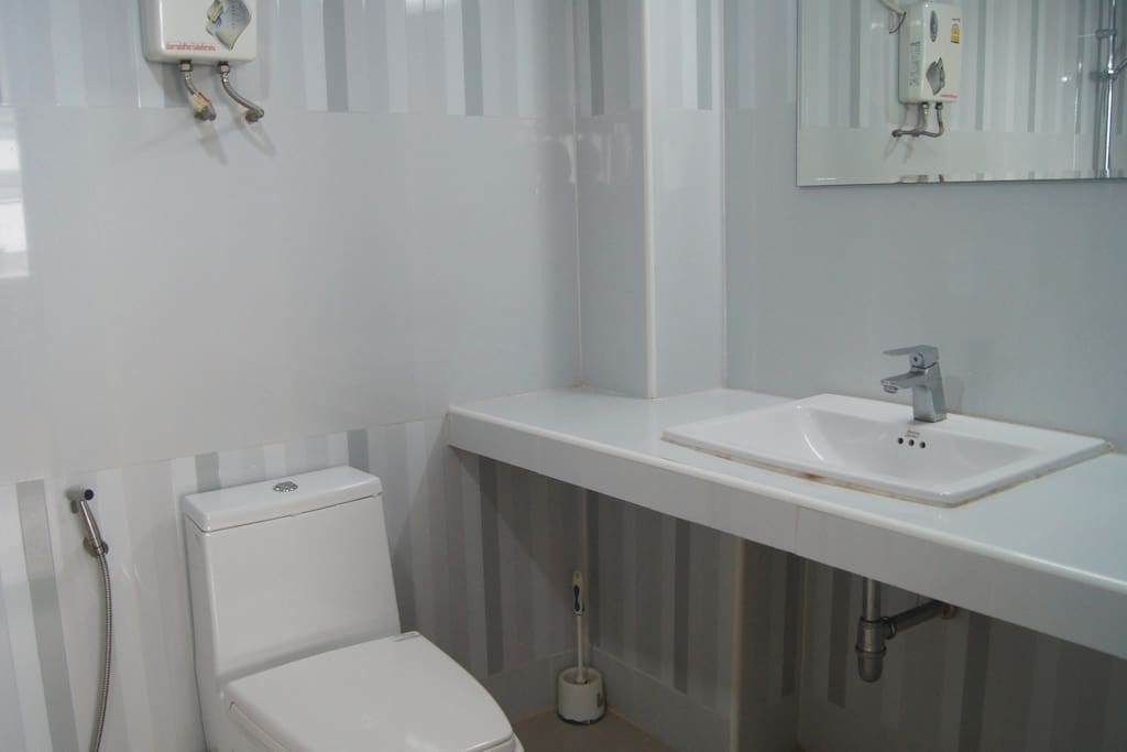 Attached Bathroom for Room 1 - View 1