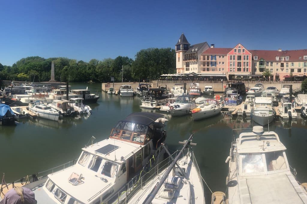 Le Port de Cergy