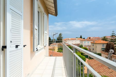 ♡Cozy 2 BedRooms in Central Beaulieu For 5 Guests♡ - Beaulieu-sur-Mer