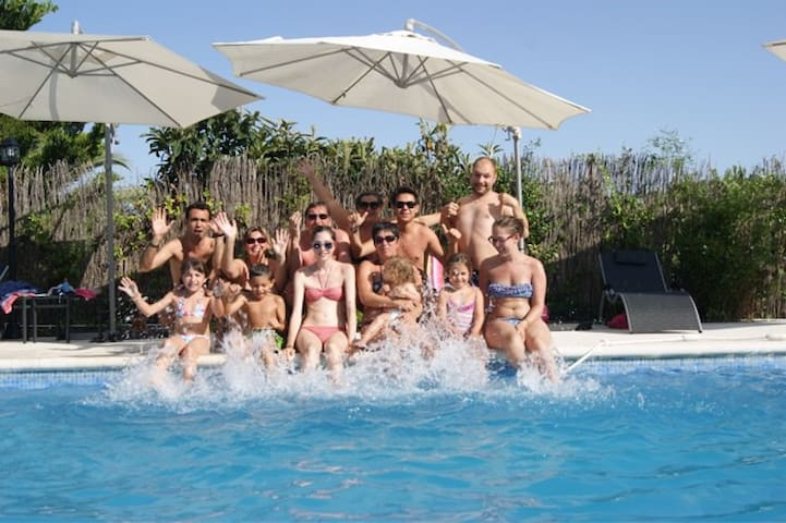 Villa Molina Sanchez - Rent Holiday - Can Coll