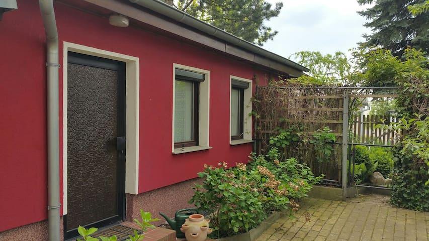 Gemütliches Ferienhaus in Leipzig - Leipzig - House