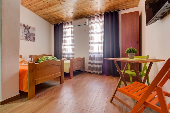 Charming Studio Apartment with an Old Town Spirit