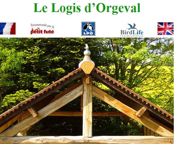 Le Logis d'Orgeval - Orgeval - Dům