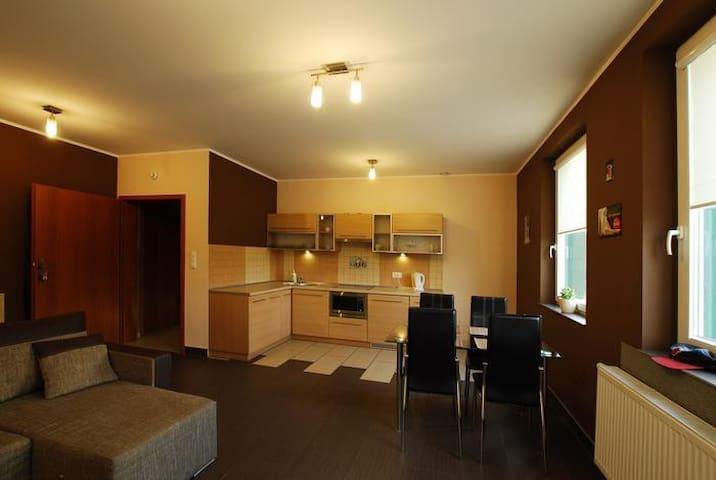 Apartament Amerykański - Bytom - Apartment