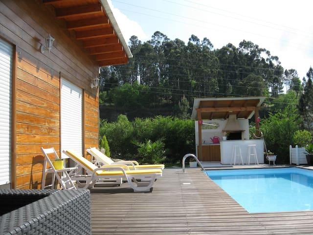 CASA DA MO-Turismo rurale no Geres. - Touvedo (São Lourenço) - Casa