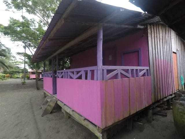 Habitación para 4 personas, cerca de la playa