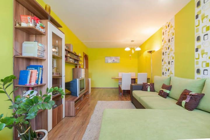 3-rooms dream home - with wifi!