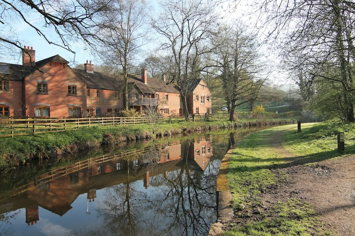 Wharf, Foxtwood Cottages