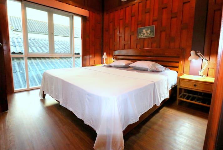 45 - Beachfront spacious supernice apartment - Tambon Kammala - Appartement