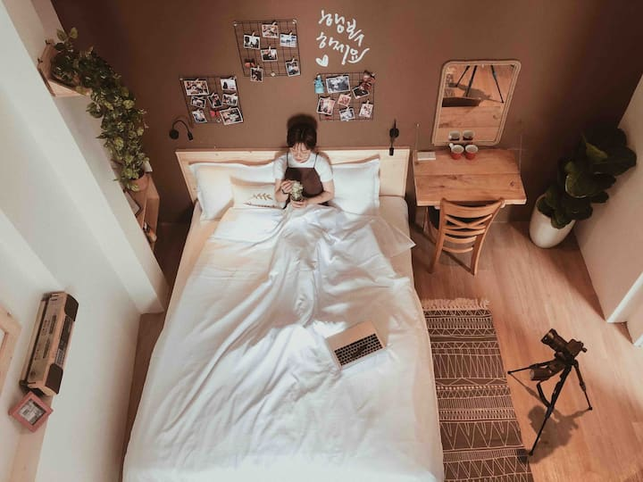 The Cỏ home - Vibe room for Couple