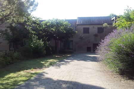 VILLA STILE RUSTICO IN CAMPAGNA - Villa