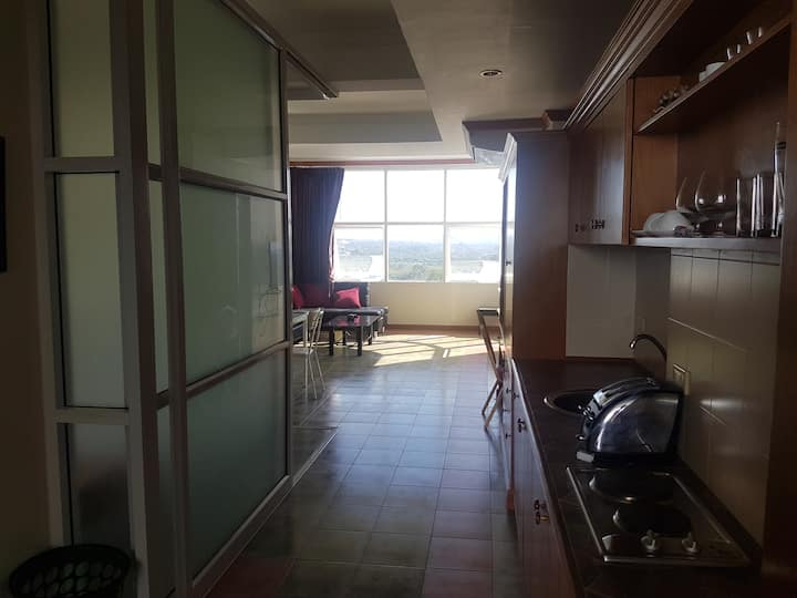 Beachfront Penthouse, South Pattaya