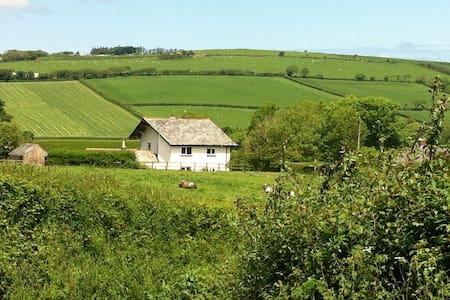 Need peace in a Cornish valley? - Saint Wenn