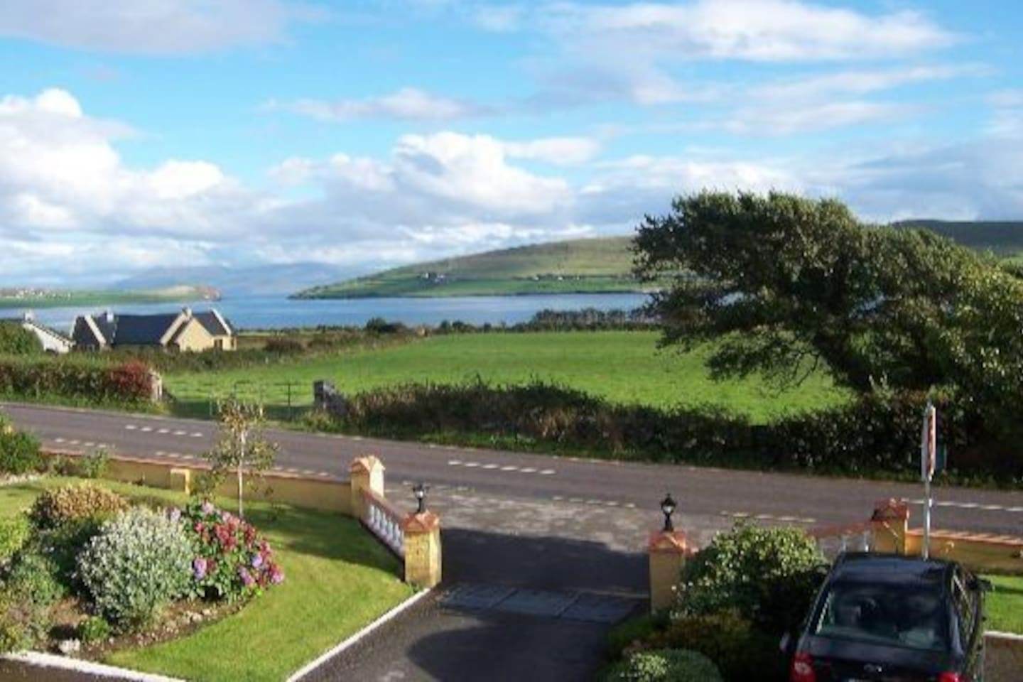 Dingle Bay view from Cill Bhreac House