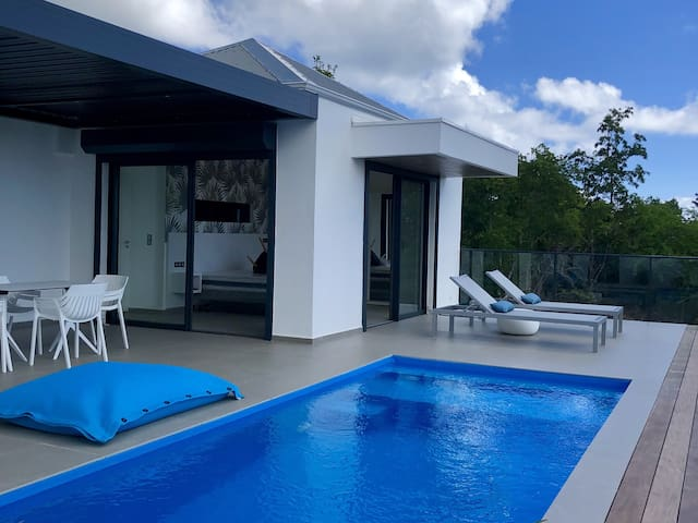 Tropic & Chic Villa-SI !-Private pool-Sea View