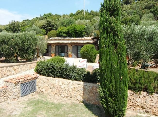 A house with unique view - Monte Argentario - House