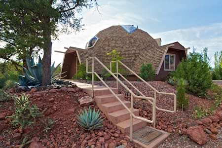 My Sedona Place - Home Sweet Dome! - Sedona