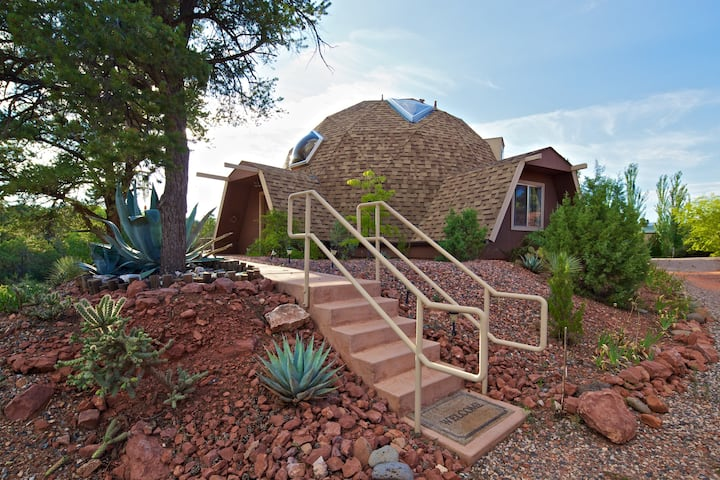 My Sedona Place - Home Sweet Dome!