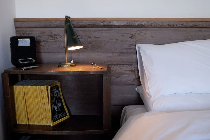 Mirador, vintage spirit - La Barra, El Tesoro, - Bed & Breakfast