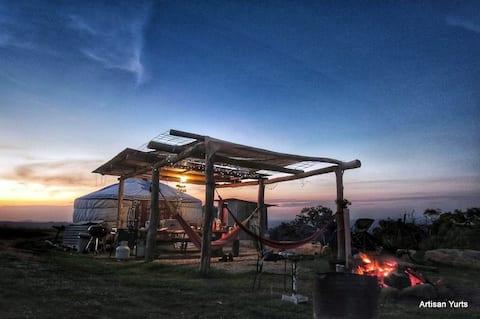 The Yurt Alpine Retreat