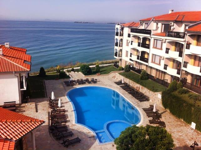 3 bedroom villa with great sea view - Sveti Vlas - Casa