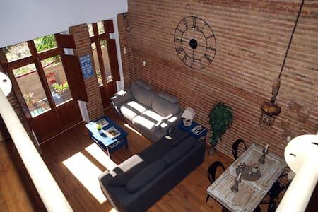 Unique, brand-new loft near beach - València - Loft