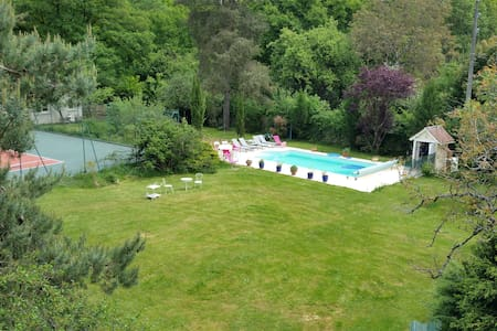 Country house at 40 mn from Paris - Émancé - 獨棟