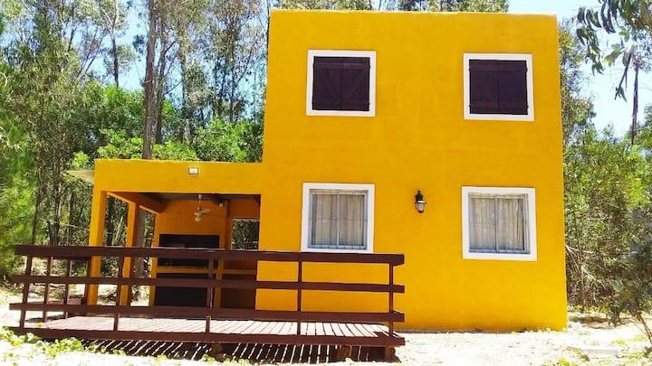 Casa de 2 plantas para 7 personas
