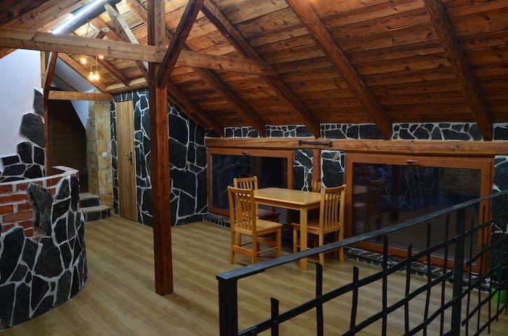 Rychlebské hory - Ubytování Na Staré Pekárně